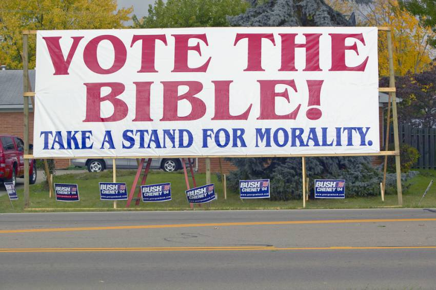 Where the Religious Right Went Wrong
