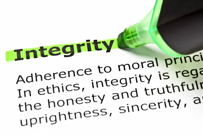 Integrity within the Democratic Party